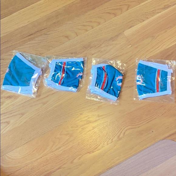 4 new Miami Dolphins masks